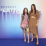 Camila Mendes Dress at POPSUGAR Play/Ground in NYC