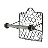 Chicken Wire Toilet Paper Holder ($11)