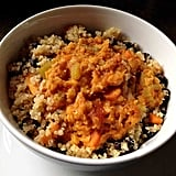 Vegetarian: Cumin-Spiced Lentils With Quinoa