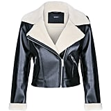 A motorcycle jacket that commands attention is my kinda' jacket.  Price: AED835