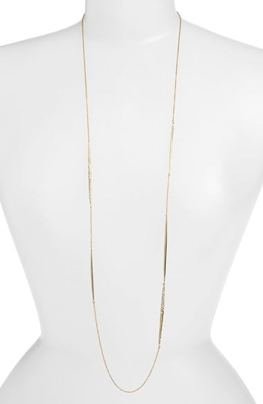 Alexis Bittar Miss Havisham Long Necklace ($155)