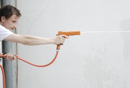 Love It or Hate It? Garden Hose Gun