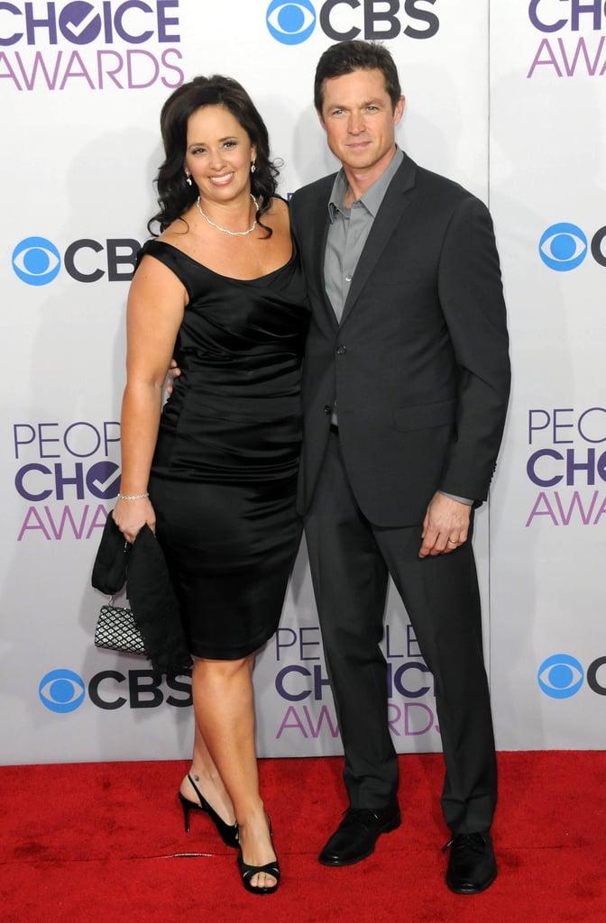 Eric Close and Keri Close