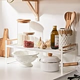 Metal Kitchen Shelf