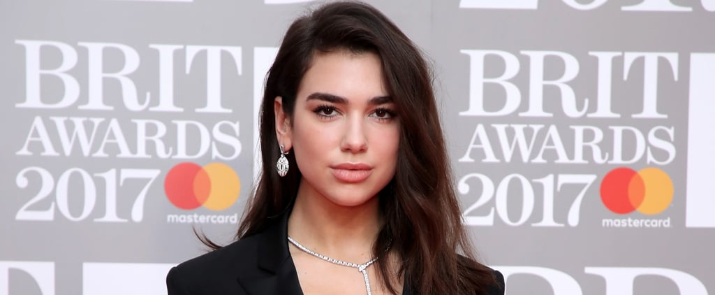 Pop Star Dua Lipa Talks About Creating a Unicorn Lip Gloss For MAC