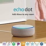 Echo Dot (3rd Generation) Smart Speaker With Alexa