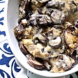 Slow-Cooker Creamy Portobello Chicken