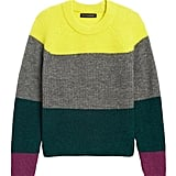 Aire Colorblocked Sweater