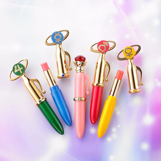 Sailor Moon Miracle Romance Lipsticks