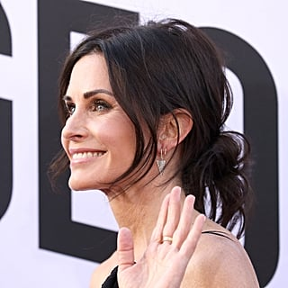 Courteney Cox's Quotes on Fillers in People February 2019