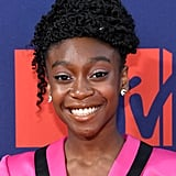 Shahadi Wright Joseph at the MTV Movie & TV Awards