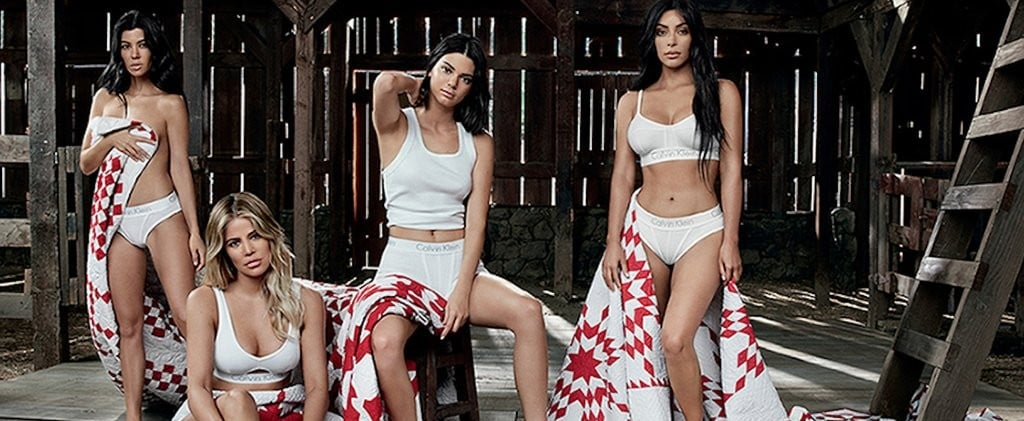 The Kardashian-Jenner Calvin Klein Ad Actually Made Me Feel Better About Myself Today