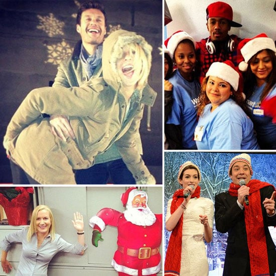Celebrity Holiday Pictures | 2012