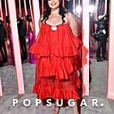 Barbie Ferreira at the Vanity Fair Oscars Party