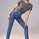 BDG Girlfriend High-Rise Longline Jean