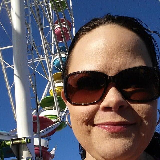 Riding Carnival Rides