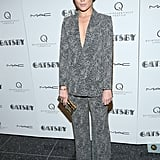 In May 2013 Rachael attended a special pre-Met Gala screening of The Great Gatsby in NYC.
