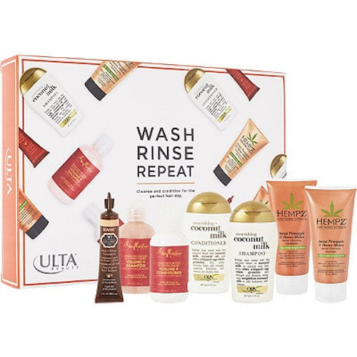 Ulta Wash Rinse Repeat Haircare Sampler Kit