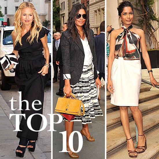 Kate Middleton, Gwyneth Paltrow, Rachel Zoe and Other Celebrity Style Pictures
