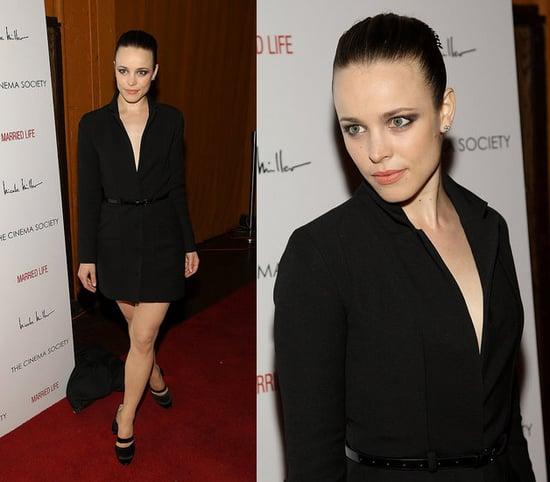 Celebrity Style: Rachel McAdams