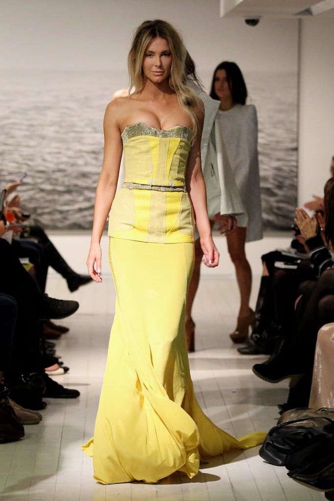 2011 RAFW: Beauty-full Front Row Celebs!