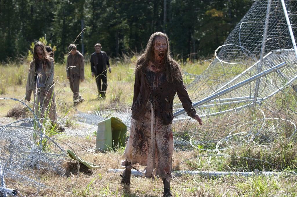 Maxi Dresses on The Walking Dead