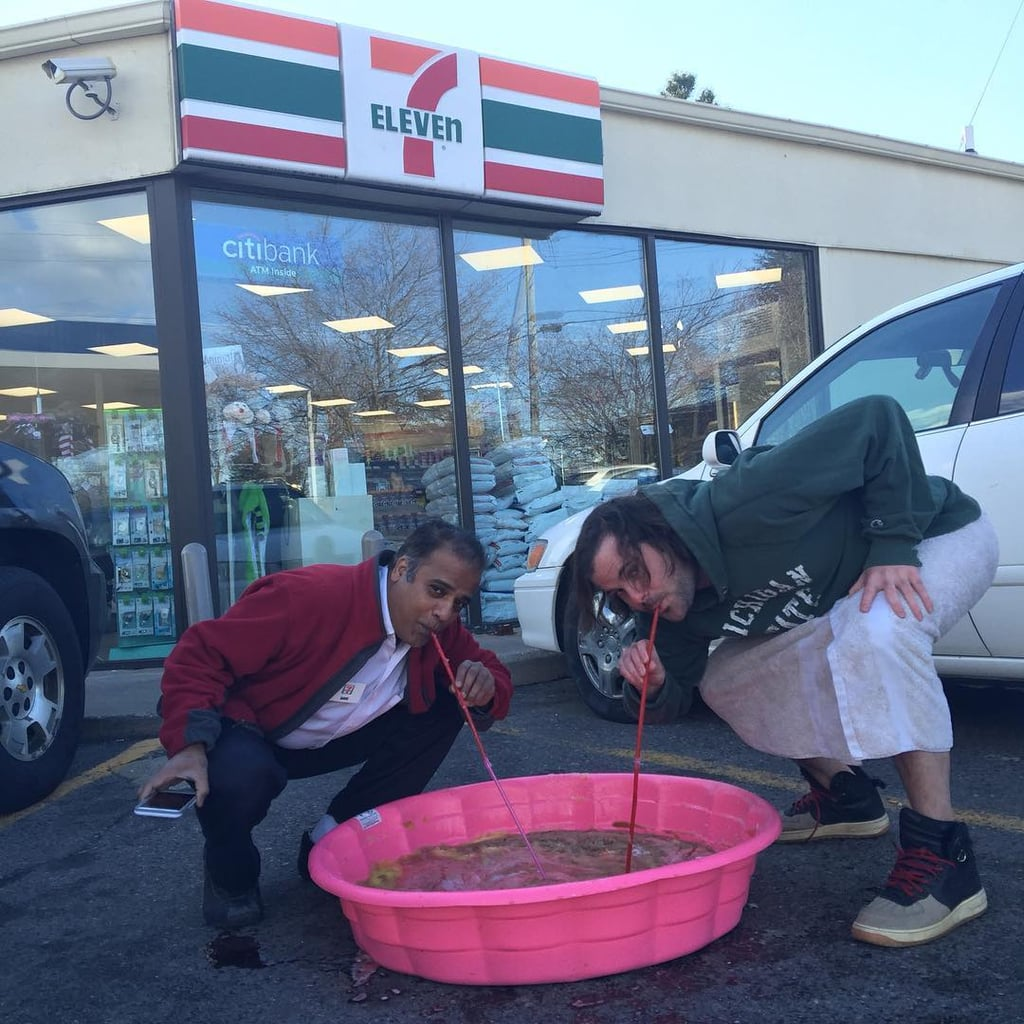 Creative 7-Eleven Bring Your Own Cup Day Slurpee Containers