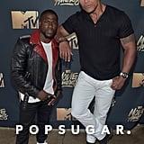 Dwayne Johnson at the MTV Movie Awards 2016