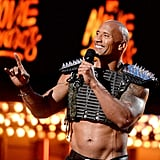 He Hosted the MTV Movie Awards