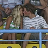 Chelsy Davy and Prince Harry, 2007