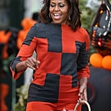 And even though Michelle Obama is all about kids' health, she knows there's a time and a place for candy.