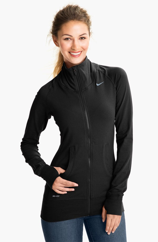 Nike Dri-Fit Zip Front Jacket