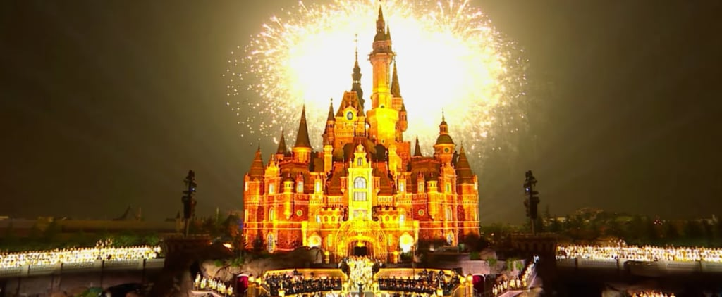 Watch Every Disney Park Castle From Around the World Light Up For the Holidays