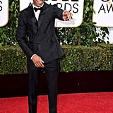Pictured: Bryshere Y. Gray