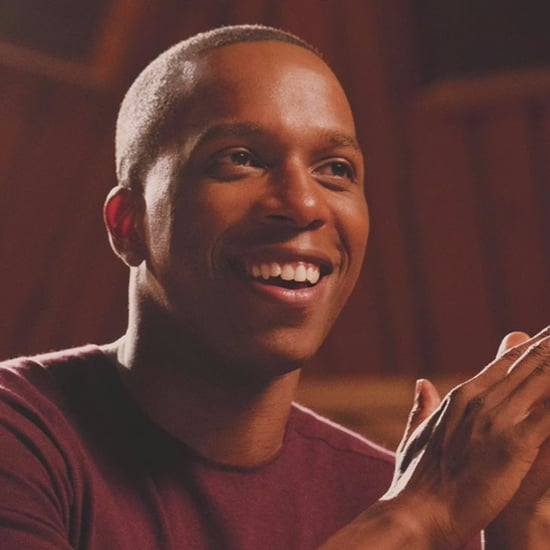 "Leslie Odom Jr. Singing ""I'll Be Home For Christmas"""