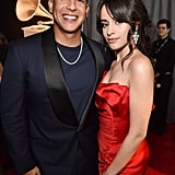 In 2018, Daddy Yankee and Camila Cabello struck a pose together on the red carpet.