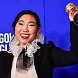 أوكوافينا في حفل جوائز الغولدن غلوب 2020