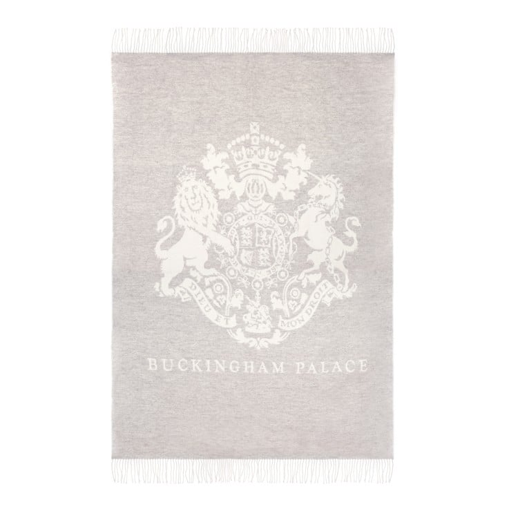 Buckingham Palace Luxury Winter Blanket ($155)
