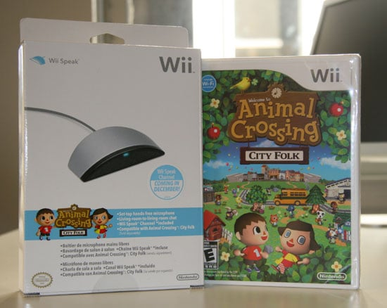 Animal crossing city folk for the wii popsugar tech for Agrandissement maison animal crossing wii