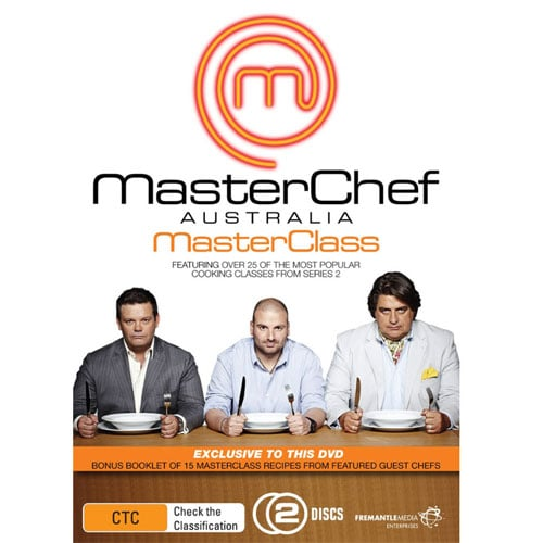 MasterChef Masterclass: Season Two ($29.95)