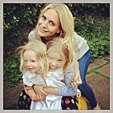 Poppy Delevingne had some sweet girl time with her small cousins. Source: Instagram user poppydelevingne
