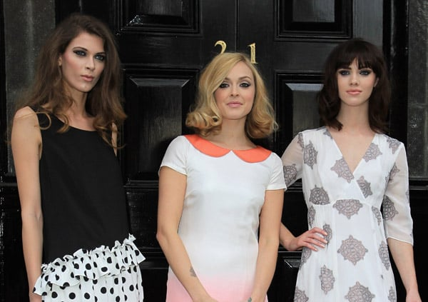 Fearne Cotton Launches Her Spring Very Collection