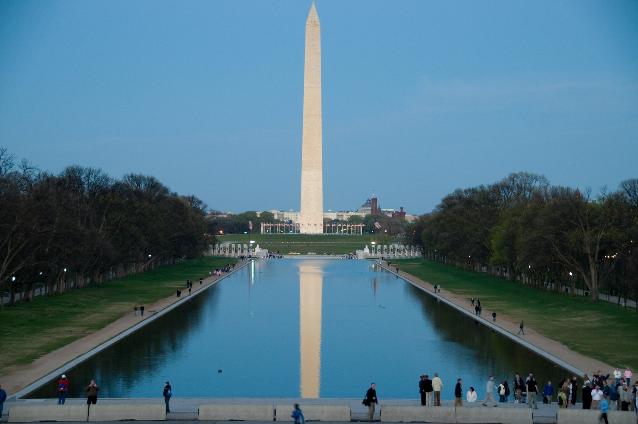 Lincoln Memorial Reflecting Pool | The Top 10 Landmarks in the US | POPSUGAR Smart Living Photo 2