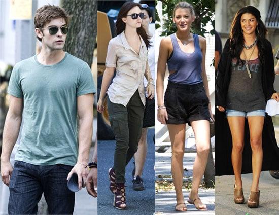 Pictures of Gossip Girl Cast