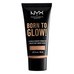 NYX Cosmetics Born to Glow! Naturally Radiant Foundation