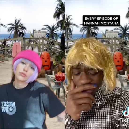 Miley Cyrus Responds to Lil Nas X's Hannah Montana TikTok