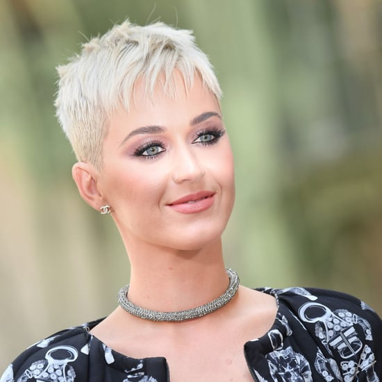 Katy Perry Feels Liberated by Her New Haircut
