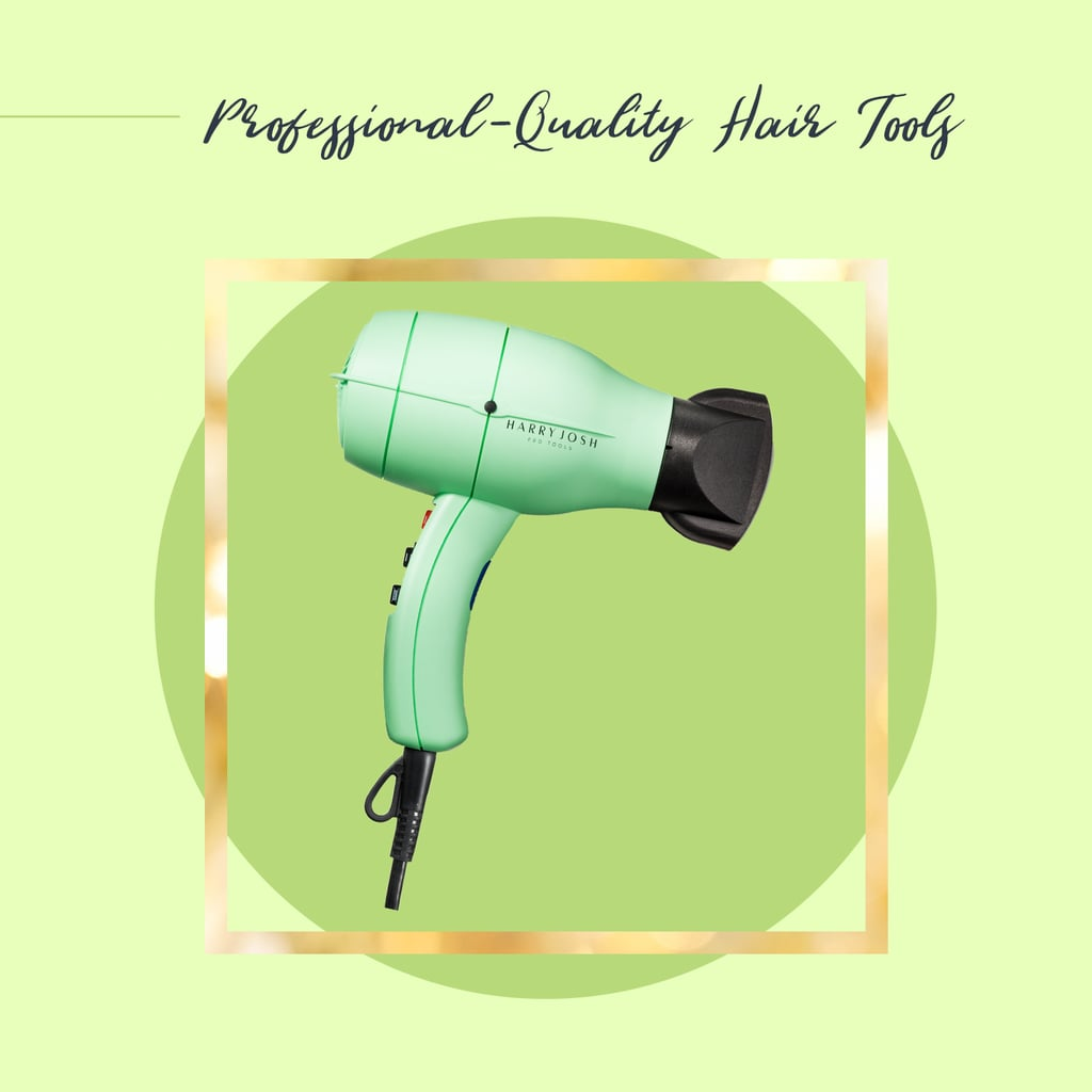 This mint-green hairdryer has helped style the manes of models and celebrities galore. Designed by hair mastermind Harry Josh, it's insanely powerful and has built-in dual-ion technology to leave your locks soft and sleek. For those who have been putting off the splurge, now's the time to make your move!