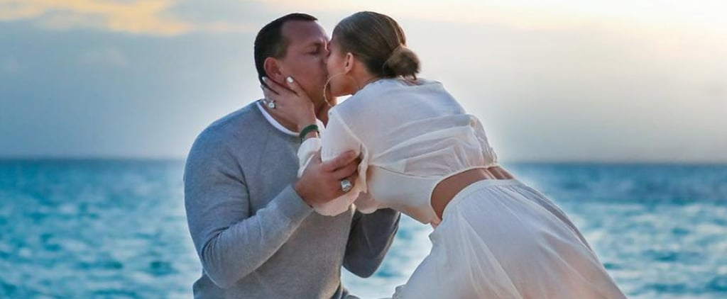 Jennifer Lopez and Alex Rodriguez Engagement Photos