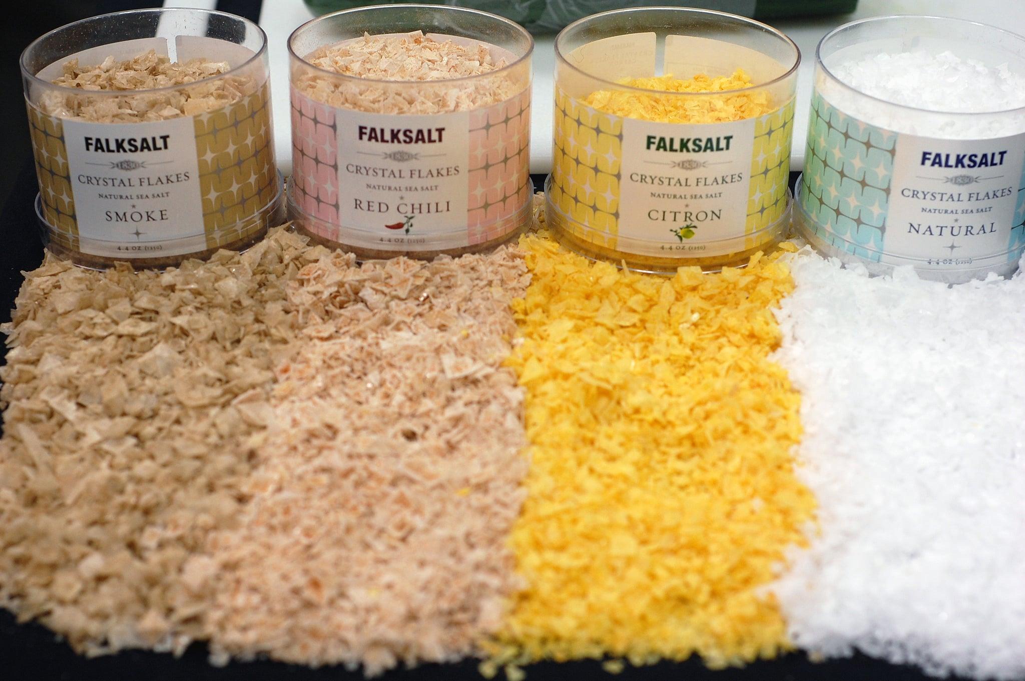FalkSalt's Gorgeous Flavored Salts